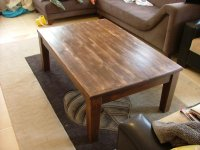 Solid wood coffee table.jpg